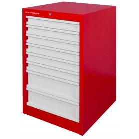 Armoire d'atelier à 8 tiroirs MW-Tools DELK8