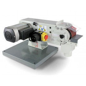 Ponceuse à bande d'établi professionnelle 100x1220 mm - 1x230V MW-Tools BS100122 230V