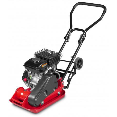 Compacteur à plaque vibrante avec moteur 8,2 kN 2,8 CH MW-Tools TPT820