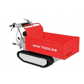 Outlet: 2ème main : peut présenter des traces d'utilisation.: Brouette motorisée à chenilles 500kg