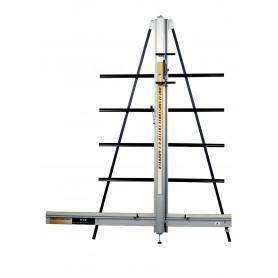 Outlet: Déstockage - Fin de série.: FS210 Scie / Rainureuse verticale - 2100 mm