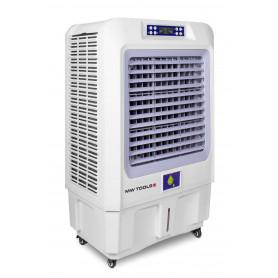 Outlet: 2ème main : peut présenter des traces d'utilisation.: Ventilateur rafraîchisseur d'air pro 6000 m³/h