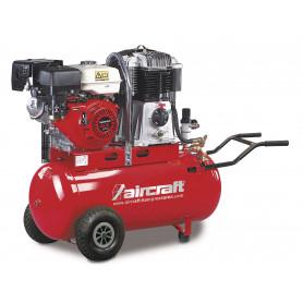 Compresseur de construction mobile moteur essence 14 bars - 100 l Aircraft AIRBAU 652/100B