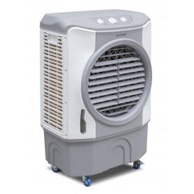 Outlet: 2ème main : peut présenter des traces d'utilisation.: Ventilateur rafraichisseur d'air évaporatif mobile 4000 m³/h