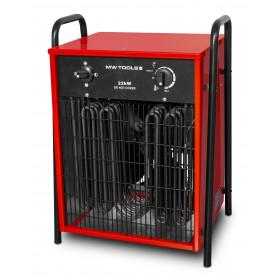 Chauffage air pulsé mobile électrique 22 KW - 380 V MW-Tools WEL22