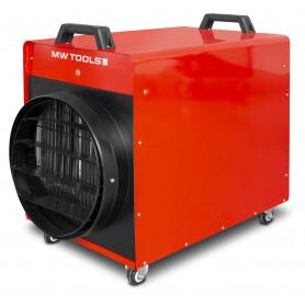 Chauffage air pulsé mobile électrique 30 KW - 380V MW-Tools WEL30