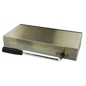 Plateau magnétique permanent / aimant 120 N/cm² MW-Tech PRM300-450