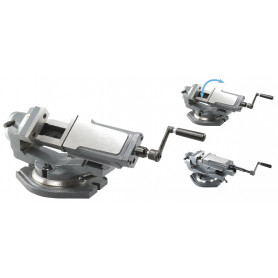 Étau hydraulique inclinable universel Vertex VHT-U