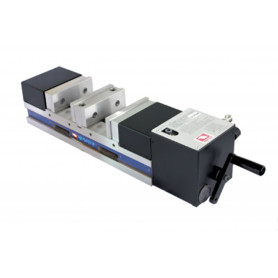 Étau de machine pneumatique - double serrage Vertex VMC-6PD