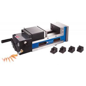 Étau de machine pneumatique - grande force de serrage Vertex VMC-P