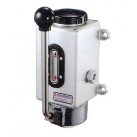 Pompe de lubrification manuelle à retour automatique 350 cm³ Vertex LT-6