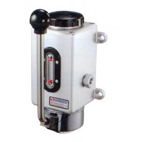 Pompe de lubrification manuelle à retour automatique 600 cm³ Vertex LT-18