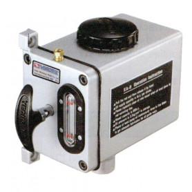 Pompe de lubrification manuelle modèle pull 600 cm³ Vertex EA-8 R/L