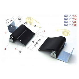 Protection de tour vis-mère MW-Tech PAT 01/120