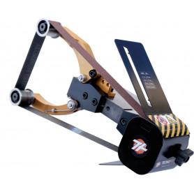 Dispositif de ponçage pour tour - système de guidage automatique MW-Tech SBH A10