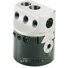 Tête d'alésage automatique DIN228 CM/M Vertex VBC