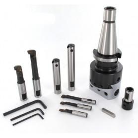 Tête d'alésage ISO DIN2080 Ø 10 à 220 mm Vertex VBHC-NT-BC3