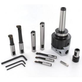 Tête d'alésage CM/M DIN228 Ø 10 à 220 mm Vertex VBHC-MT-BC3