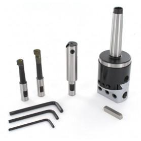 Tête d'alésage avec capacité de Ø 10 à 110 mm Vertex VBHC-MT-BC2