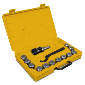 Jeu de porte-pince ER32 DIN2080 ISO30, 12 pinces ER32 MW-Tools SPS3032-12
