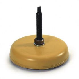 Pieds anti-vibratoires universels MW-Tech SE