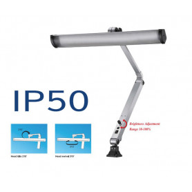 Lampe de travail LED - barre lumineuse - dimmable MW-Tools WL10V230