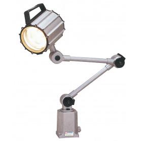 Lampe halogène 400x400 mm sur pied - 230V Vertex VHL-500L
