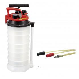 Aspirateur de liquides 10,5 l MW-Tools IOM10