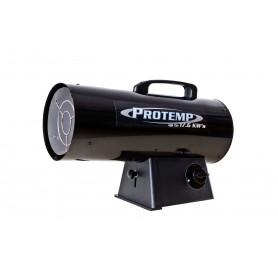 Canon à chaleur au gaz propane 140 M³ Protemp PT 60V-GFA-E SH