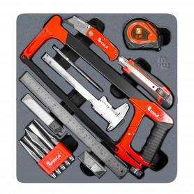 Set d'outils de coupe et de mesure MW-Tools MWC34