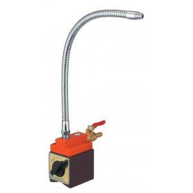Tuyau de refroidissement en métal sur base magnétique Vertex VMH-63