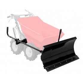 Chasse-neige pour mini dumper MD300 MW-Tools MD300AS