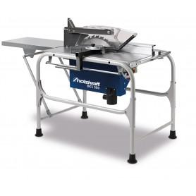 Outlet: Emballage d'origine manquant ou abîmé.: Scie à table bois ø 500 mm, 4,2 kW 380 V