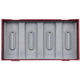 Boîte à outils pour 4 x TJ box Teng Tools TTTJ04
