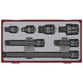 """Accessoires douilles à choc 1/2"""" ANSI Teng Tools TT9207A"""
