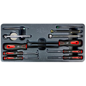 Jeu dinspection 11 pcs MW-Tools MWI11