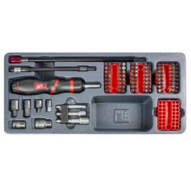 Jeu d'embouts à choc 109 pcs MW-Tools MWB109