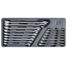 Set de clés mixtes MW-Tools MWS16