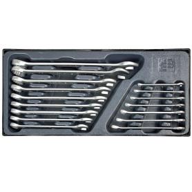 Clés mixtes coffret PP MW-Tools MWS16P