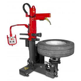 """Démonte-pneu pour camionnettes et poids lourds 26"""" 3x400V  MW-Tools BT700H"""
