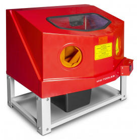 Cabine de nettoyage modèle de table 14 l MW-Tools CAT174