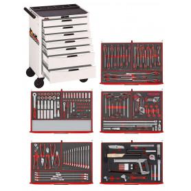 Servante d'outils 240 pcs Teng Tools TCEMM240NW