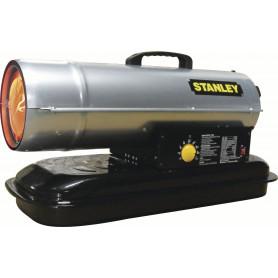 Canon à chaleur au fioul à combustion directe 158 m³ - 20,5 kW Stanley ST70-125-215