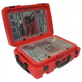 Coffre à outils complet Teng Tools SC06