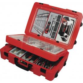 Coffre à outils complet 200 pcs Teng Tools SC09