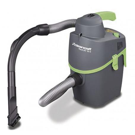 Aspirateur portable sans sac 1000W, 6L (poussière) Cleancraft FLEXCAT 16 H