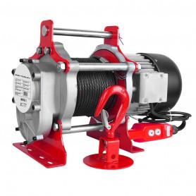 Treuil électrique 750kg 3x400V MW-Tools BKEL750