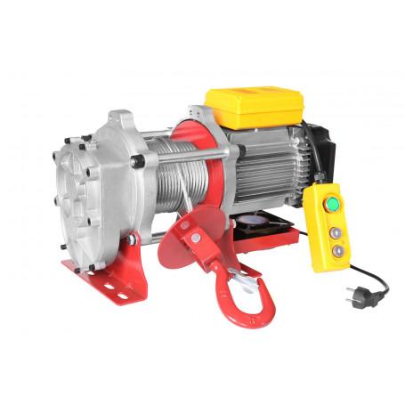 Treuil électrique 500 kg 230 V MW-Tools BKEL500