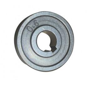 Rouleau d'alimentation 0,6-0,8 mm MIG160E/200E MW-Tools MIGE-FEED06