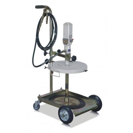 Pompe à graisse pneumatique mobile MW-Tools VP60